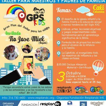 TALLER PARA PASTORES, MAESTROS, LÍDERES DE NIÑOS Y PADRES DE FAMILIA *CALI* 2015