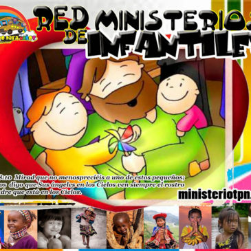 RED DE MINISTERIOS INFANTILES Y SERVICIO CON NIÑOS