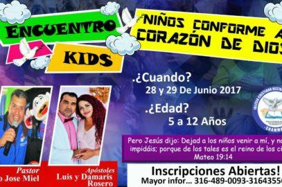 ENCUENTRO KIDS – CALI