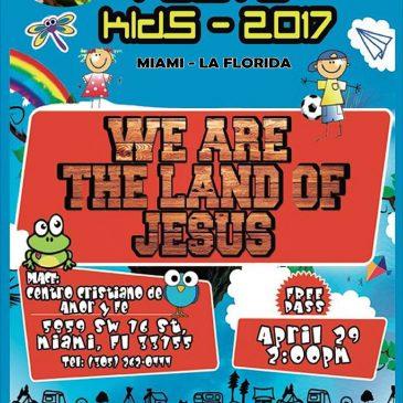 FESTIVAL INFANTIL MIAMI – LA FLORIDA